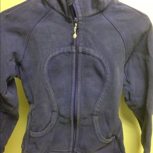 Lulu lemon zip up!