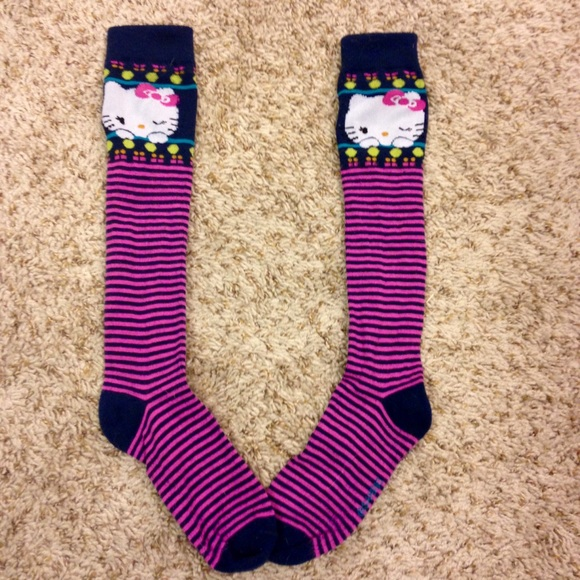 ccba99464 Hello Kitty Accessories   Knee High Socks   Poshmark