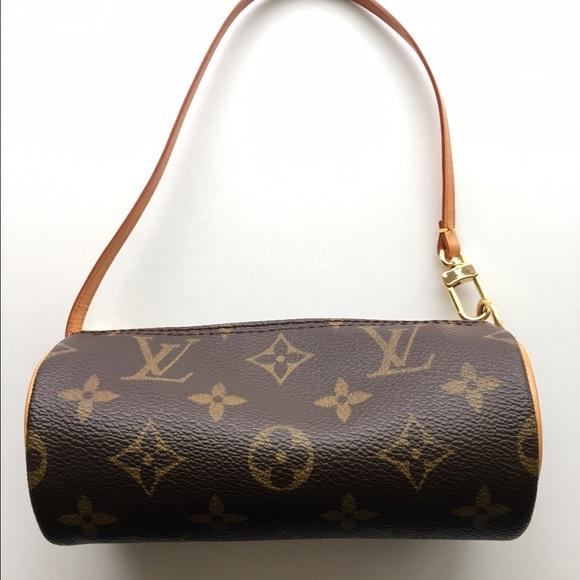 03cb837ca670d Louis Vuitton Handbags - Louis Vuitton Monogram Pochette Papillon Mini