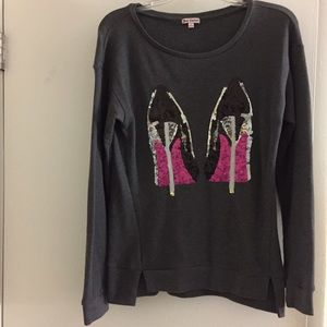 Juicy Couture Tops - SALE !! Juicy Couture sweatshirt
