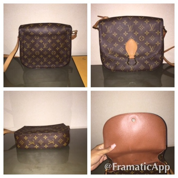 a7f6a4c997b2 Louis Vuitton Handbags - Selling my St. Cloud this is the large size.
