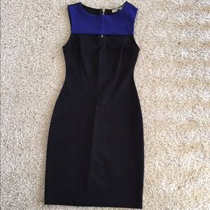 Necessary Objects Dresses & Skirts - NWT, Blue and Black Bodycon Dress!