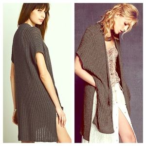 🐔 EARLY BIRD SALE! 🐔FREE PEOPLE Cape Utility NWT