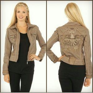 MONORENO Totems & Roses jacket