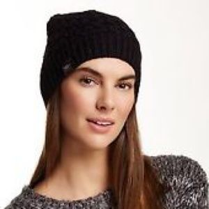 Ugg Knit Beanie Hat - BLACK