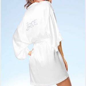 Victoria's Secret Other - Victoria's Secret Bride Robe