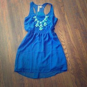 ✨SALE✨ Was $28!! Gorgeous Blue dress