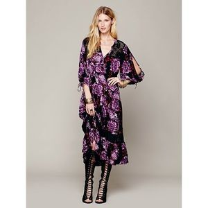 Free People Dresses & Skirts - 🆕 Free People Floral Maxi Dress