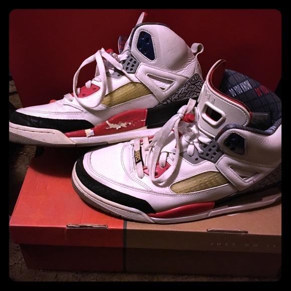 mike jordan shoes