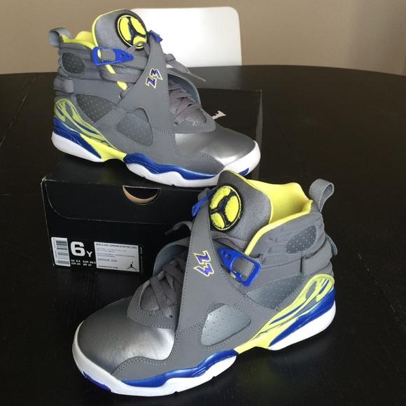12f3e0135a4 Jordan Shoes | Girls Air 8 Retro Laney | Poshmark