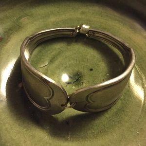 Jewelry - 🍴Sterling Silver Spoon Bracelet🔨