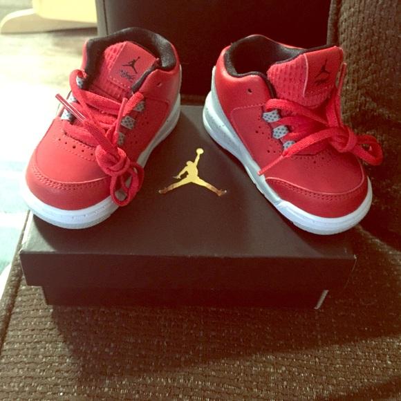 Baby Jordan Flights