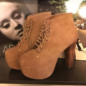 Jeffrey campbell lita in nude in 7.5