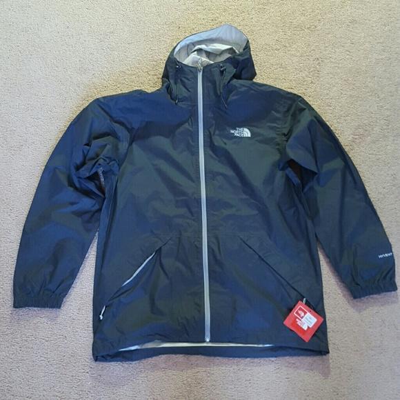 4e8a09f6e Mens North Face Bakossi Jacket Grey M Medium NWT