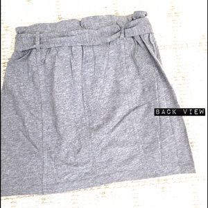 Forever 21 Skirts - NEW Forever21 tied-waist cute casual skirt