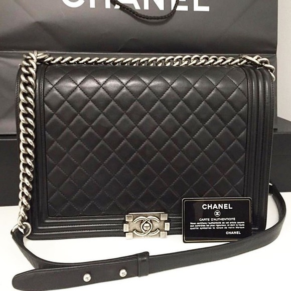 73b6c2215cce CHANEL Bags | Boy Bag | Poshmark