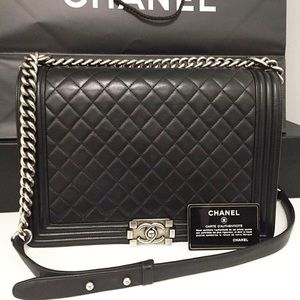 f25451ee7c318d CHANEL Bags | Boy Bag | Poshmark