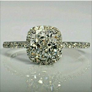 Sherri Souza Jewelry and Boutique Jewelry - $25 Offer button 3 CTW wedding / sim diamond ring