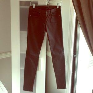 "Joe's Jeans - 27"" jegging skinny fit"