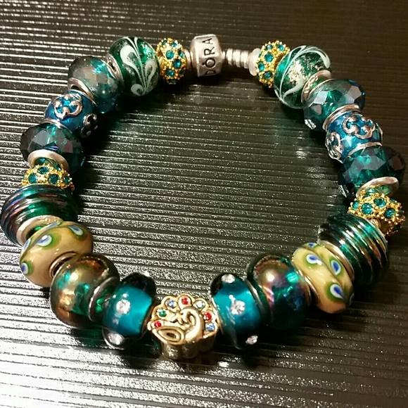 7233d9392 Pandora Jewelry   Authentic S925 Ale Bracelet   Poshmark