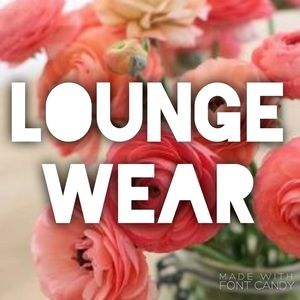 Other - Lounge around in these items!