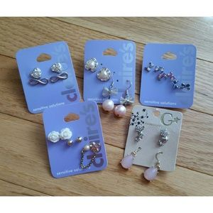 Claire's Jewelry - Earring Lot