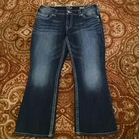 62% off Silver Jeans Denim - Suki boot cut silver jeans. Size 16