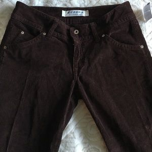 Hudson Jeans corduroy pants on Poshmark