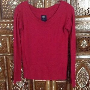 American Eagle Outfitters Sweaters - Open neck pullover sweater