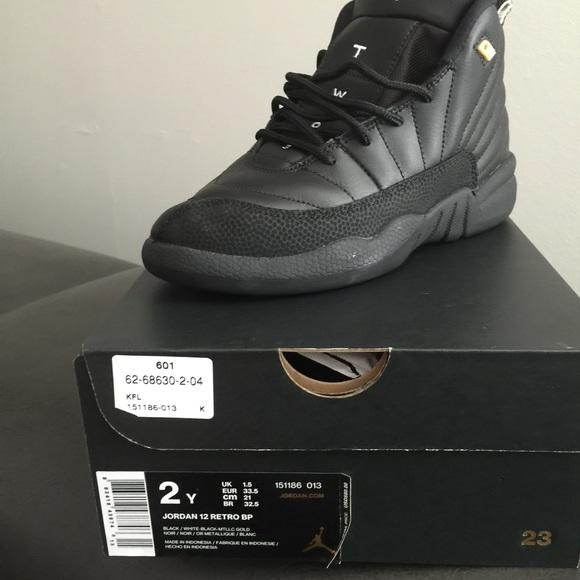 Jordan Shoes | Retro 12 Boys Size 2