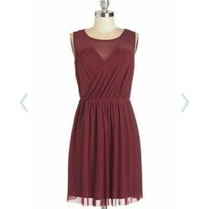 ISO - Help! Any Swish Way Dress in Berry