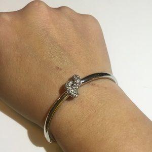 kate spade Jewelry - Kate spade knot bangle