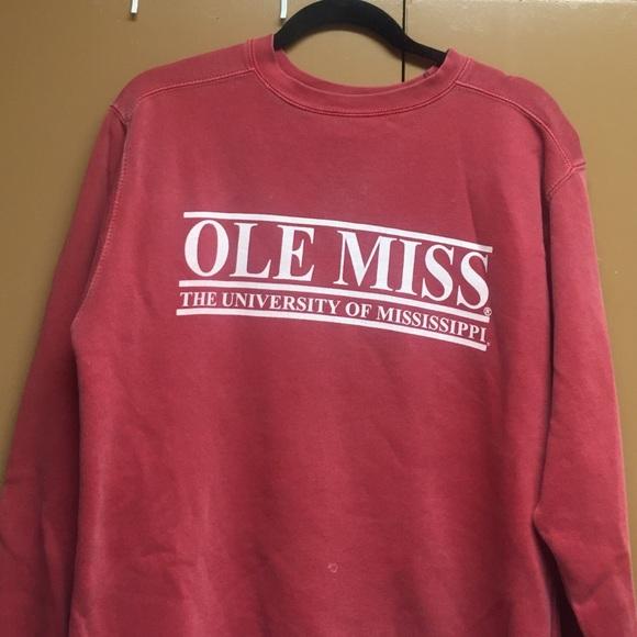 comforter comf ringspun ss garment crewneck comfort crimson dyed sweatshirt colors