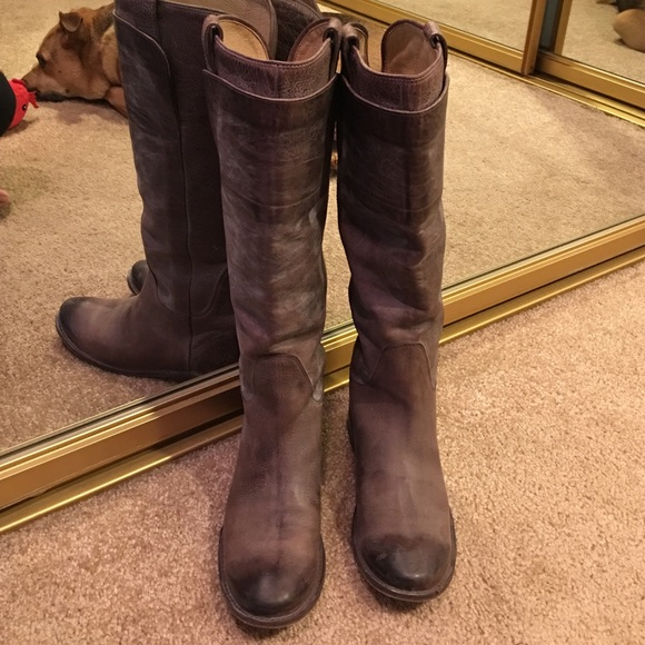 4ec16ee97515 Frye Shoes - Frye PaIge Tall Riding Boots Size 7