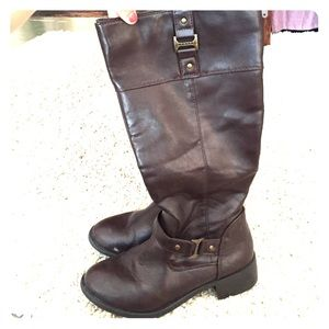 Brown Rampage Boots