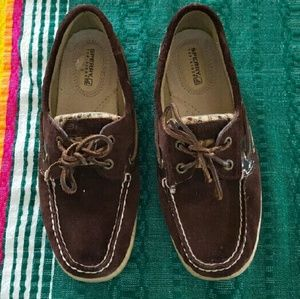 Sperry Top-Sider Shoes - Brown 👞 Sperry Top-Sider Shoes