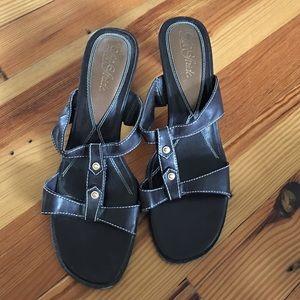 Life Stride Shoes - Life Stride black heels
