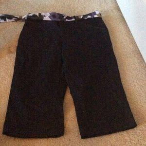 Lee Denim - Lee just below the waist caprice jeans size 12p