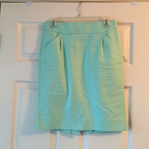 Worn Once Women's J. Crew Pencil Skirt SZ 2