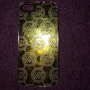 Michael Kors iPhone 5, 5s case