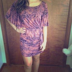 *ONE DAY SALE* Leopard Loose Dress