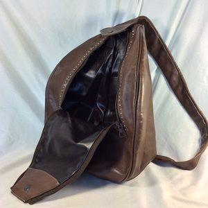 Charles Jourdan Handbags - Charles Jourdan calfskin one shoulder handbag