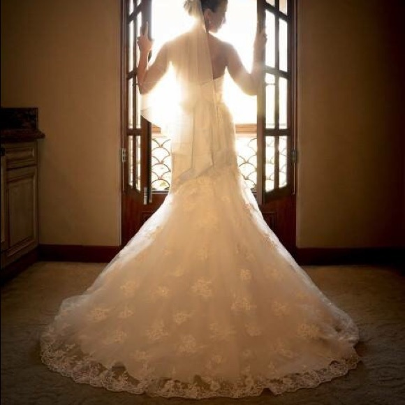 Wedding dress styles 1995