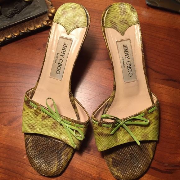 204480dd74 Jimmy Choo Shoes | Vintage | Poshmark