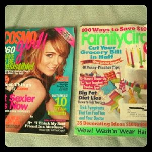 Other - Cosmo & Family Circle Magazines