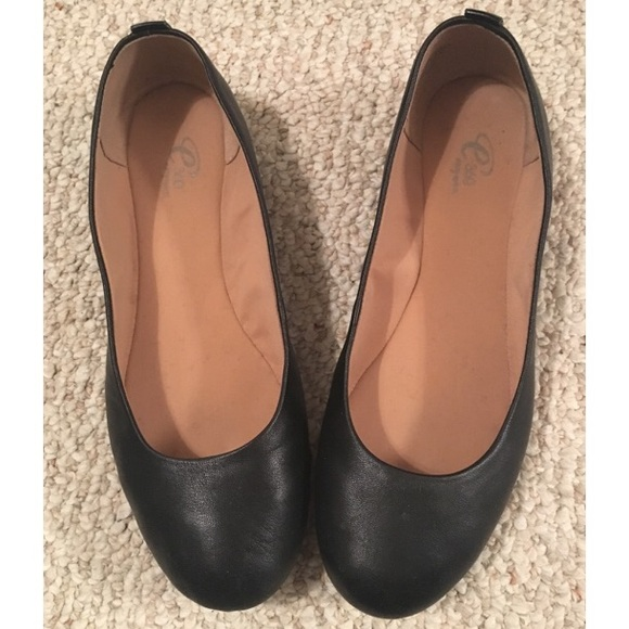 43c3c4a5a Easy Spirit Shoes - Easy Spirit Leather GetCity Ballet Flats