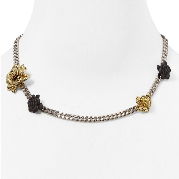 49f034012 Marc by Marc Jacobs Jewelry | Marc Jacobs Rose Necklace Bracelet Set ...