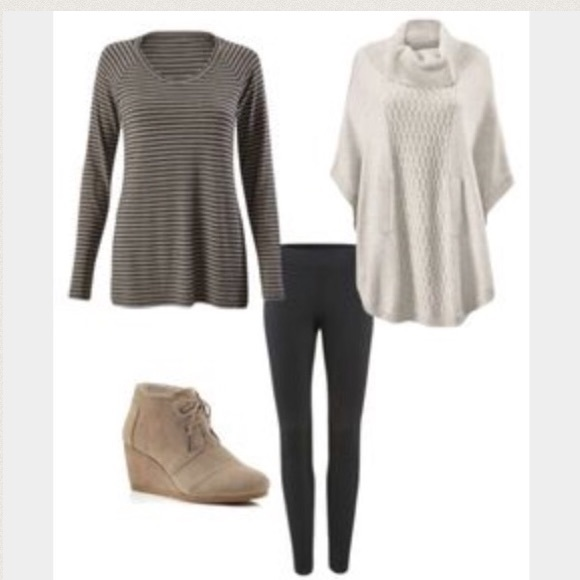 67% off CAbi Sweaters - Cabi Cowl Poncho FLASH SALE 🎉 from ...