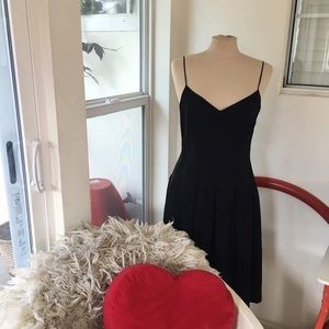 Narcisco Rodriguez little black dress