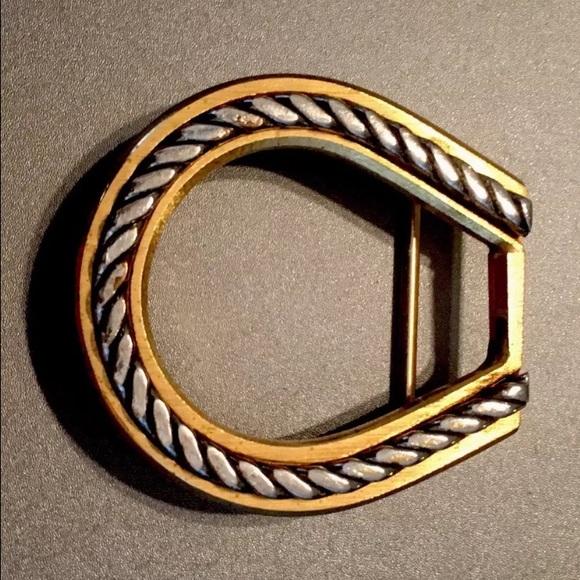 aed8d2fc4 Gucci Accessories | Vintage Belt Buckle | Poshmark